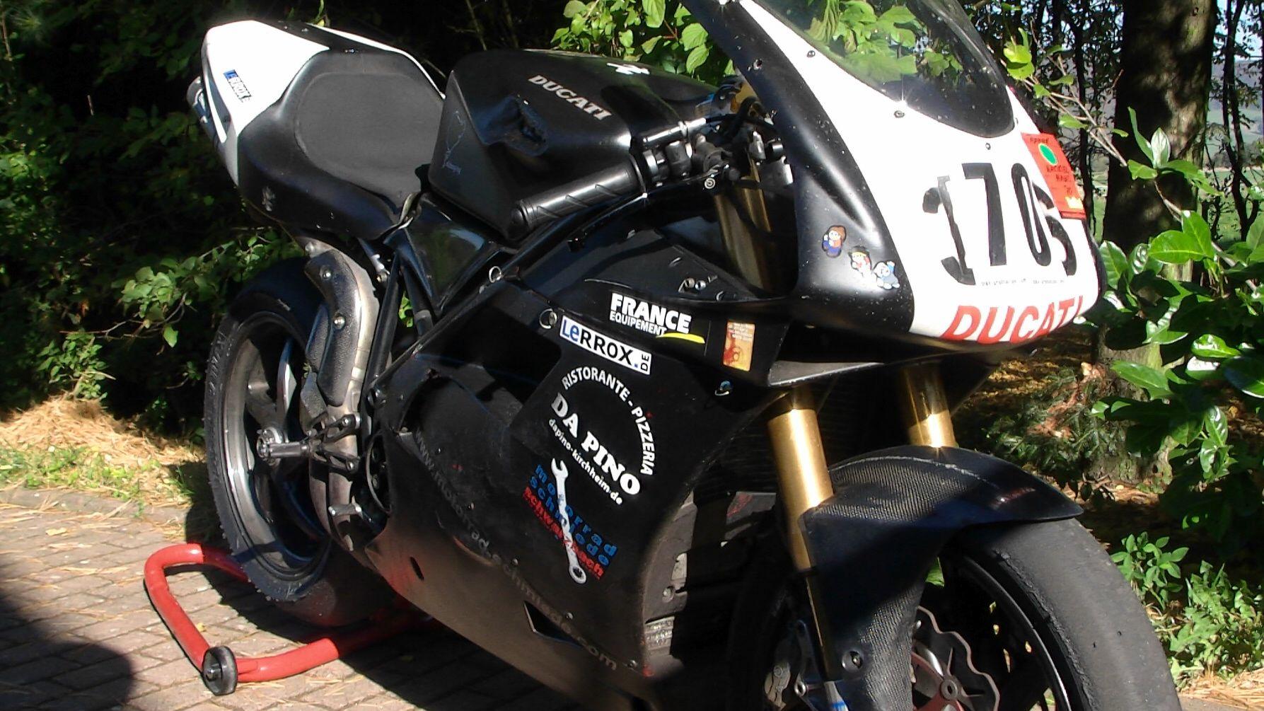 renn motorrad